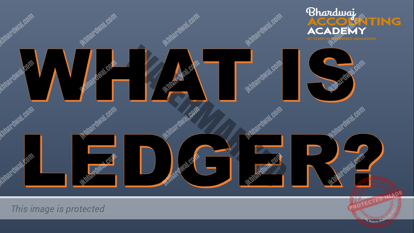 What is Ledger?